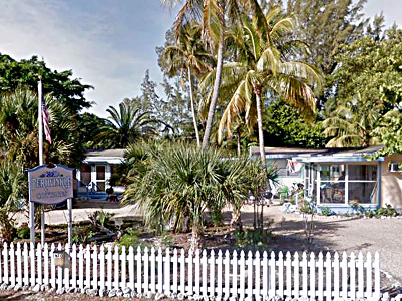 Periwinkle Cottages of Sanibel, Florida