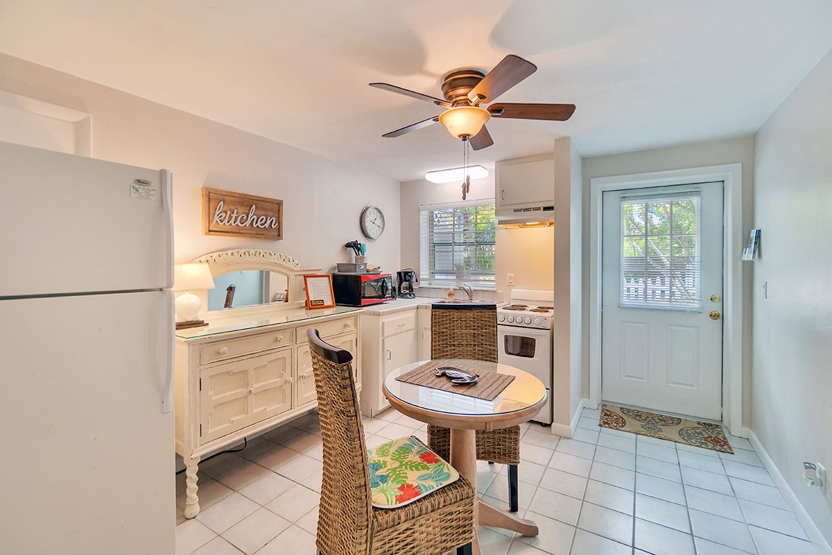 Seahorse Cottages, Sanibel Island - Starfish Cottage