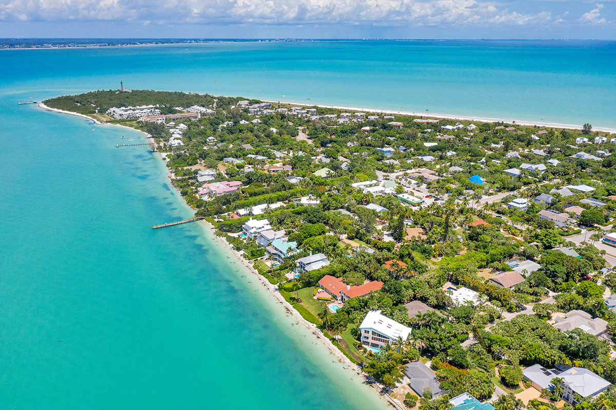 Parrot Nest Cottages, Sanibel Island, Florida