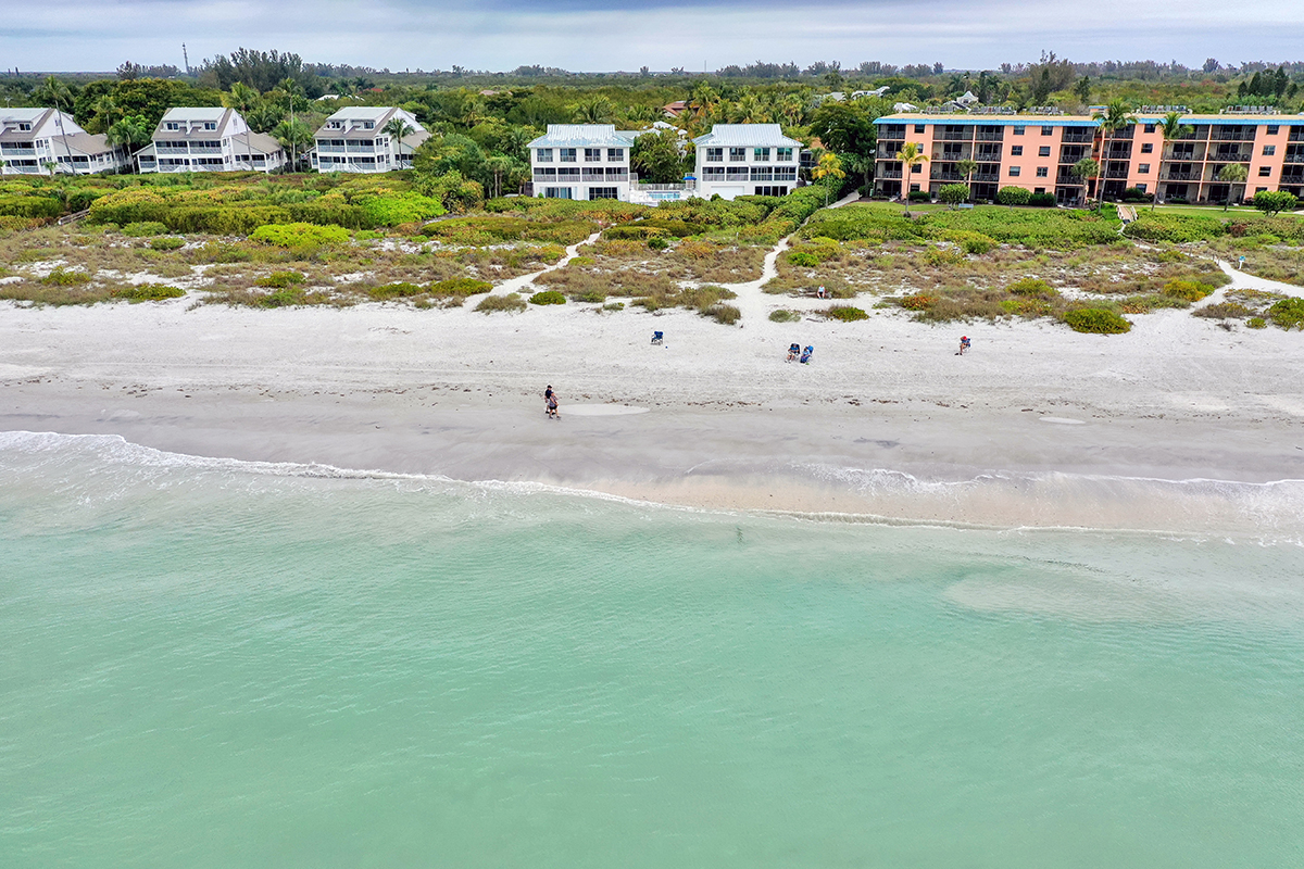 Golden Beach Condo, Sanibel Island