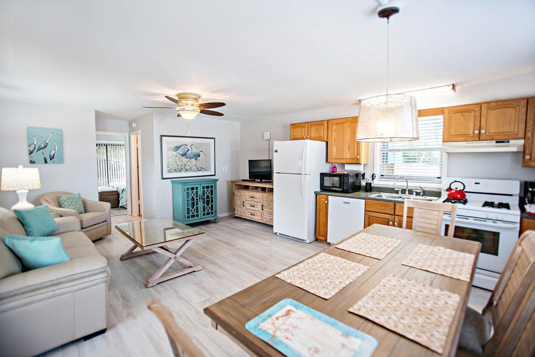 Periwinkle Cottages - The Heron, Sanibel Island, FL