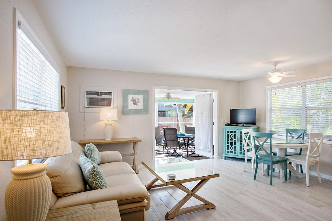 Periwinkle Cottages - The Ibis, Sanibel Island