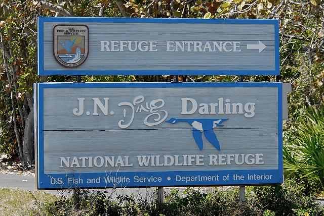 J.N. Ding Darling Refuge, Sanibel, FL